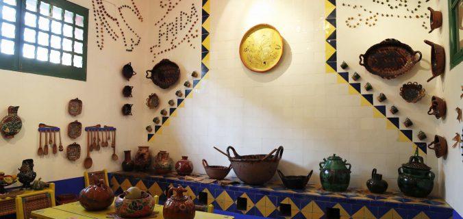 Frida Kahlo Kitchen - Mole Poblano Recipe